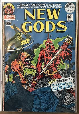 New Gods #7 ⭐️ 1st First Steppenwolf ⭐️ Justice League Movie ⭐️ VG-