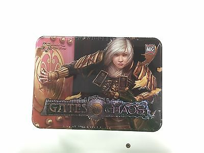 OMG Gates of Chaos Sealed Booster Box! Legend of the 5 Rings CCG L5R AEG