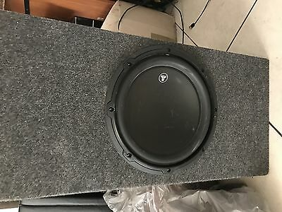 "JL Audio 10W3V3-2 10"" Car Subwoofer"