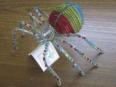 Beadworx Spider - Grass Roots Creations