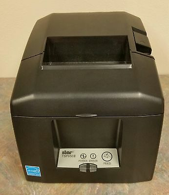 Star Micronics TSP650II BLUETOOTH Thermal Receipt Printer 654IIBI
