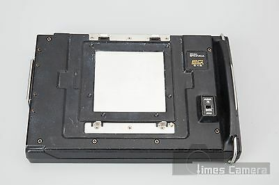 Polaroid Zenza Bronica SQ 6x6 Back for Bronica ETR ETRS Medium Format Camera