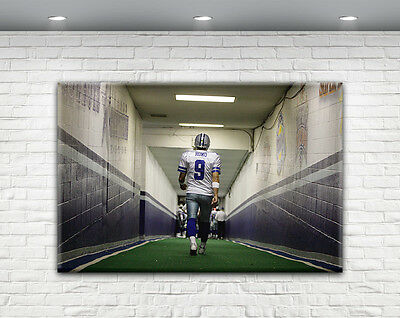 Tony Romo Canvas Dallas Mavericks