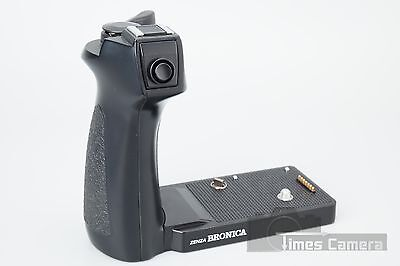 ***OUT OF STOCK*** Zenza Bronica GS-1 Speed L Grip Winder & Flash Holder