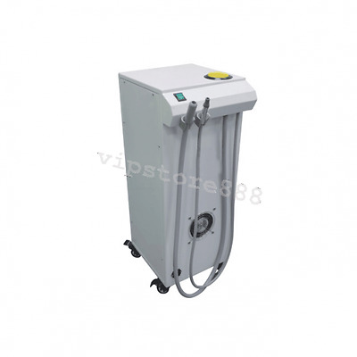 350W Portable Dental Vacuum Suction Unit High Vacuum Pump Unit 300L/Min