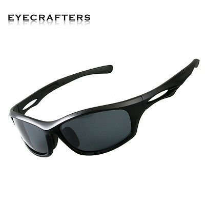 TR90 Unbreakable Frame Polarized Sunglasses for Mens Driving Fishing Golf Sports