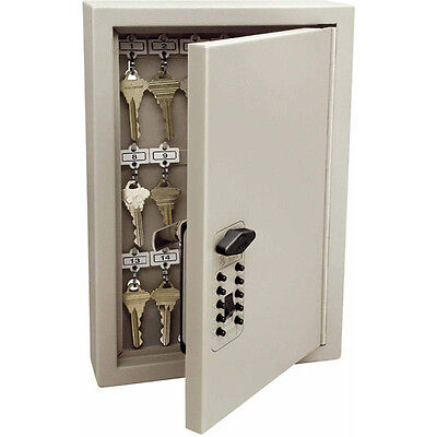 Kidde Heavy-Duty Key Cabinet with TouchPoint Lock