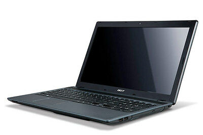 """Acer TravelMate 5760 Core i3 2330M 2.2GHz 4GB 500GB Win 7 15.6"""" Laptop"""