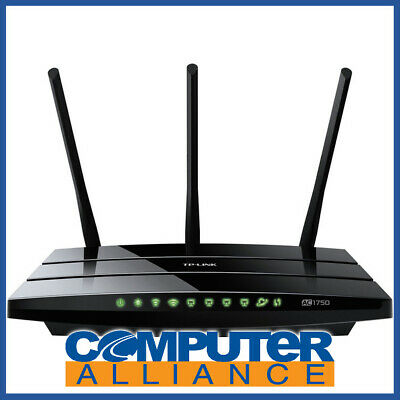TP-Link Archer C7 Wireless-AC1750 Dual Band Gigabit Router
