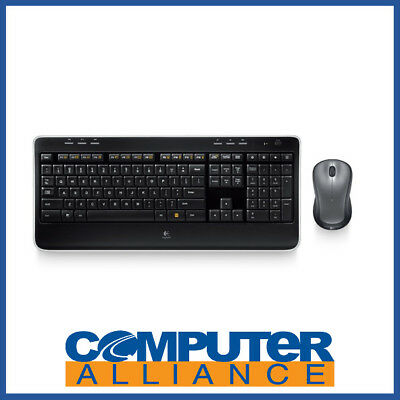 Logitech Wireless MK520R Keyboard and Mouse PN 920-006232