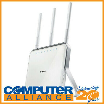 TP-Link Archer D9 ADSL2+ Modem/Gigabit Router/Dual Band Wireless-AC1900