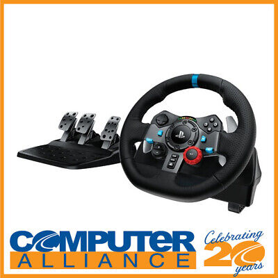 Logitech G29 Driving Force Racing Wheel (PS3/PS4/PC) PN 941-000115