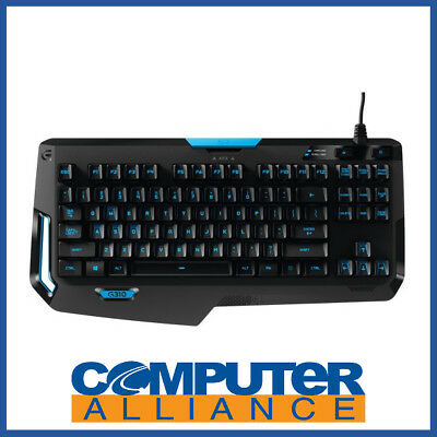 Logitech Wired G310 Atlas Dawn Mechanical USB Gaming Keyboard PN 920-006967