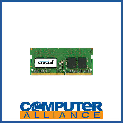 SODIMM DDR4 8GB 2133MHz Crucial RAM for Notebooks