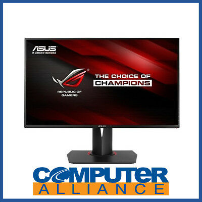 "27"" ASUS ROG SWIFT PG279Q 2K IPS 165Hz G-Sync Gaming Monitor with Speakers"