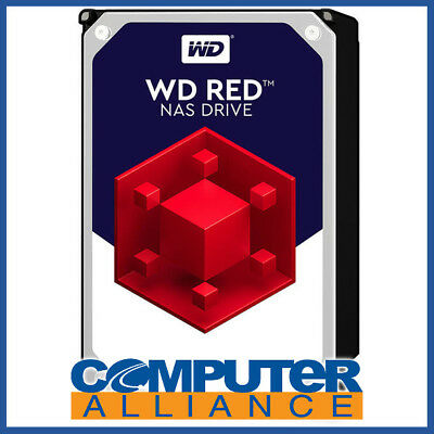 "8TB WD 3.5"" SATA 6Gb/s Red HDD PN WD80EFZX"