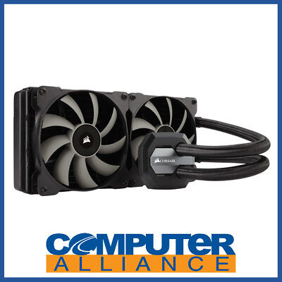 Corsair Hydro H115i Liquid CPU Cooler PN CW-9060027-WW