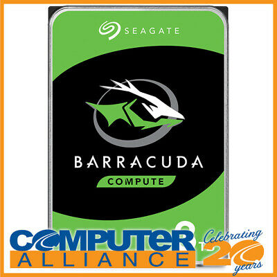 "3TB Seagate 3.5"" 7200rpm SATA 6Gb/s BarraCuda HDD PN ST3000DM008"