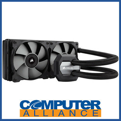 Corsair Hydro H100i V2 Extreme Performance Liquid CPU Cooler CW-9060025-WW