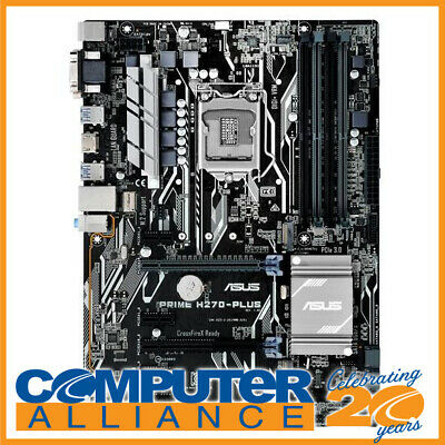 ASUS S1151 ATX PRIME-H270-PLUS DDR4 Motherboard