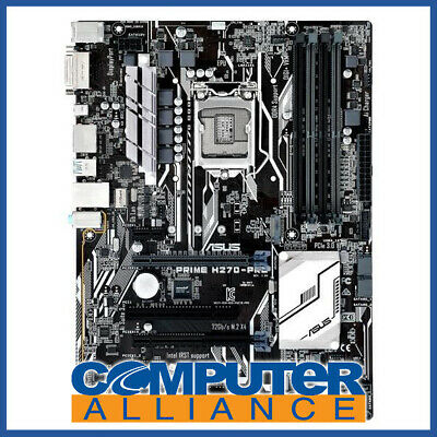 ASUS S1151 ATX PRIME-H270-PRO DDR4 Motherboard