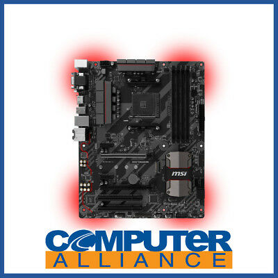 MSI AM4 ATX B350 Tomahawk Motherboard