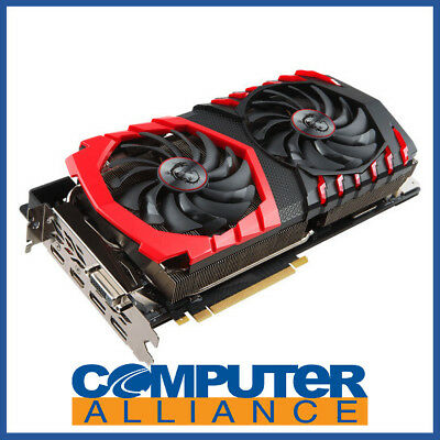 MSI GTX1080Ti 11GB Gaming X PCIe Video Card