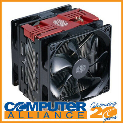 Cooler Master Hyper 212 LED Turbo CPU Heatsink and Fan PN RR-212TR-16PR-R1