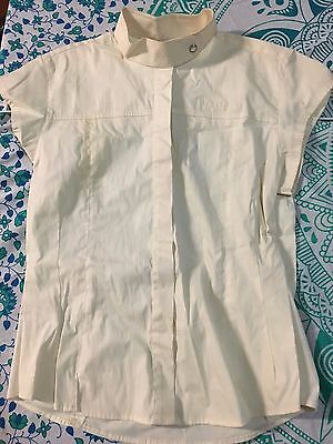 Dublin Cream Riding Top Womens 10