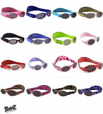 New Baby Banz Adventure Banz Infant Toddler Baby Sunglasses for 0-2 years UV400