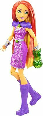 Mattel DC Super Hero Girls Starfire Puppe Ankleide Modepuppen Collection Spiele