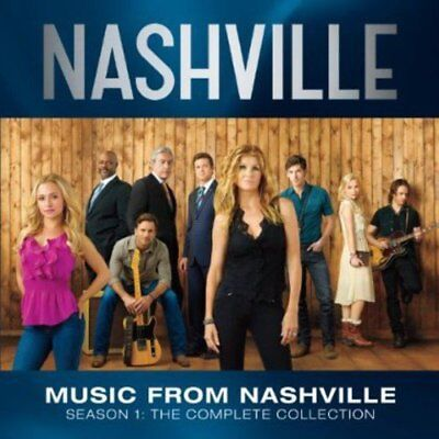 Music of Nashville Season One: The Complete Collection (4 CD Set)