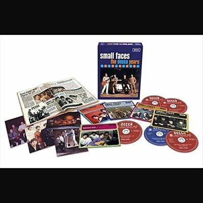 The Small Faces - The Decca Years 1965-1967 Box set (CD)