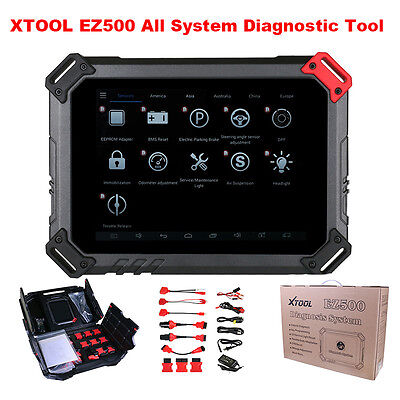 Genuine XTOOL EZ500 WIFI BT All System Auto Gasoline Diagnostic Scanner Tool