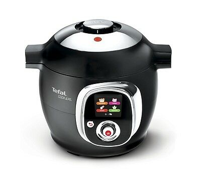 Tefal Cook4Me 6L Pressure Cooker CY7018 Easy Cooking Function Multicooker
