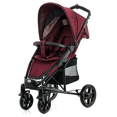 Moon 2017 Sportwagen Buggy FLAC City bordeaux/ melange  TOP