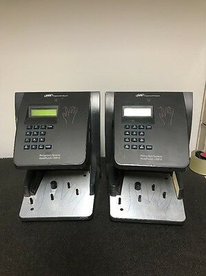 2 Piece Of INGERSOLL RAND HANDPUNCH 1000-E RECOGNITION SYSTEM