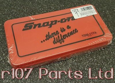 Snap On NEW Metric Tap And Die Set. (Including VAT).