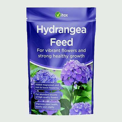 VITAX Hydrangea Feed 1kg - For Vibrant Flowers & Strong Healthy Growth