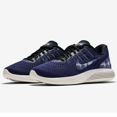 Nike Lunarglide 8 SP Women's Running Shoes Cushioned Trainers Navy Sizes 4-6.5