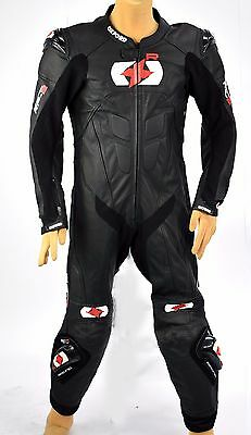 Oxford RP 2 RP-2 1 One Piece Leather Motorcycle Suit Black Ebay Only Deal