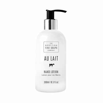 Hand Lotion 300 ml - Au Lait Scottish Fine Soaps