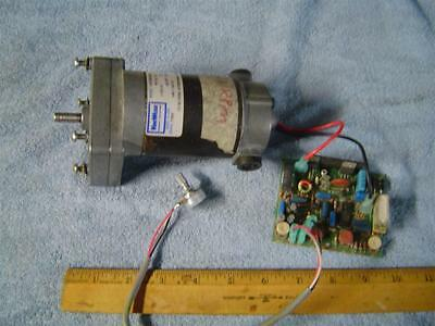 DC Gear Reduction Variable Speed Motor w/KBIC Control 21RPM