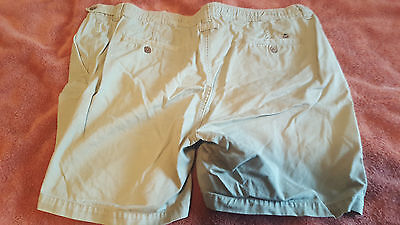 "TOMMY BAHAMA 100% Cotton Shorts- ""Stretchy"" Size 38- 2 PAIR !"