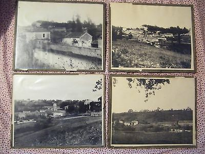 cpa 4 photos rare-16-CHARENTE --SAINT MARY-ST MARY-