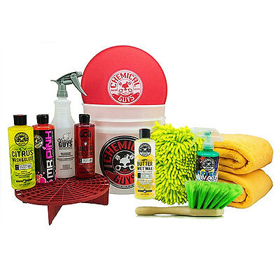 Chemical Guys Best Car Wash Kit (13 Items) HOL121MAX