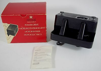 Paterson Darkroom Photography Developing Film Agitator POWER DRIVE THERMO DRUM