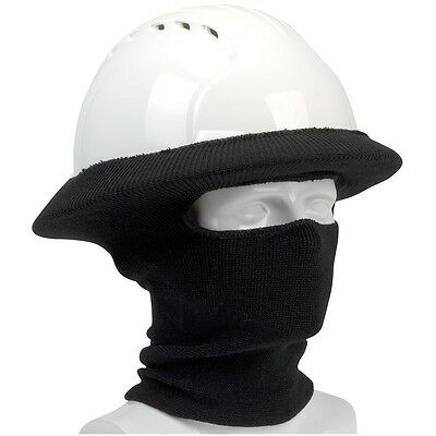 PIP Full Face Hard Hat Tube Liner, Black