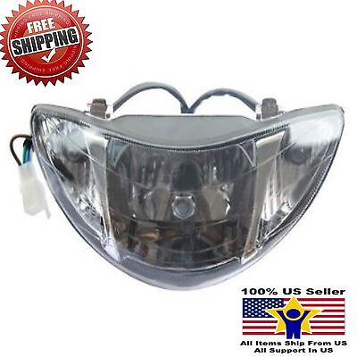 Scooter Headlight GY6 50cc Moped Head Light Taotao Roketa