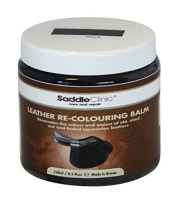 Saddle Clinic Leather Re-Colouring Balm